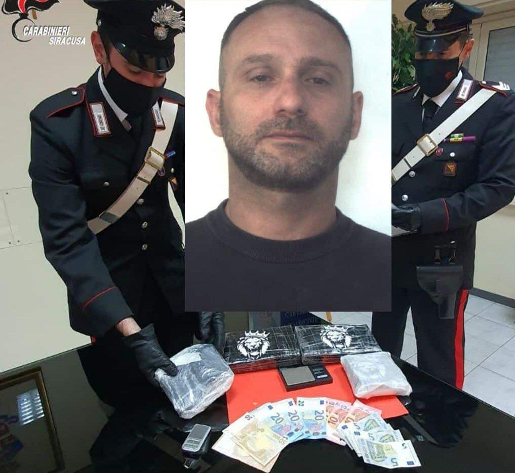 Maxi sequestro di droga, arrestato un insospettabile incensurato: in auto cocaina dentro confezioni sigillate