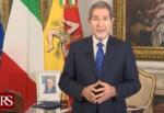 """Coronavirus Sicilia, Musumeci è fiducioso: """"Potremmo revocare la zona rossa"""""""