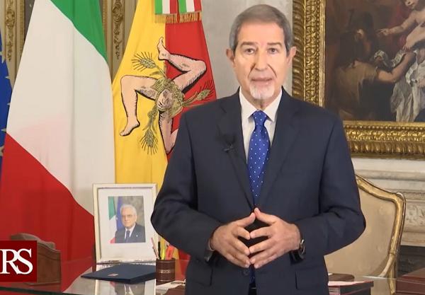 """Sicilia zona arancione, Musumeci: """"Ci fa tanta rabbia. Affrettare concessione indennizzi"""" – VIDEO"""