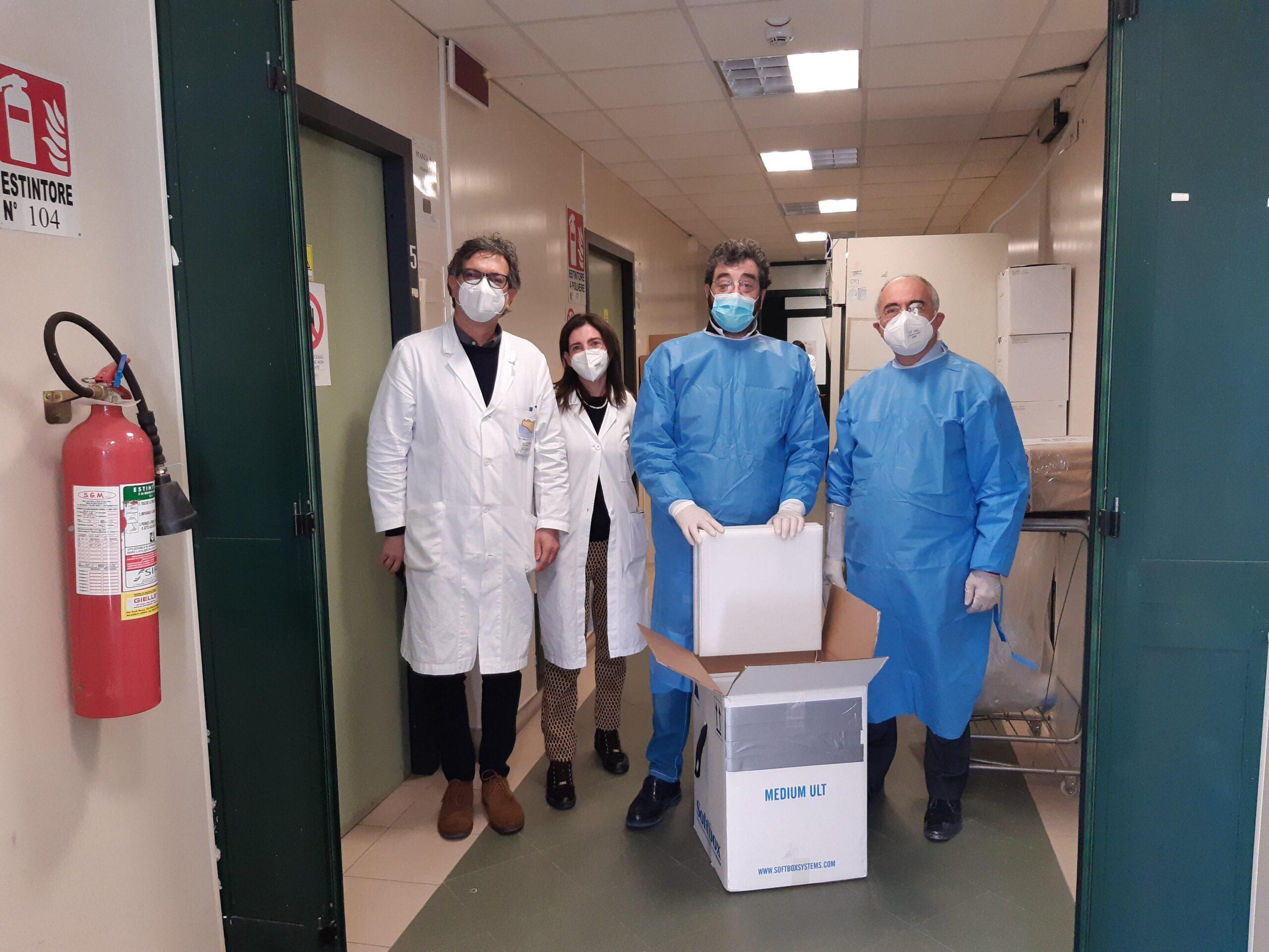 """Coronavirus Siracusa, iniziata vaccinazione con le prime 195 dosi. Ficarra: """"Obbligo morale e civico"""""""