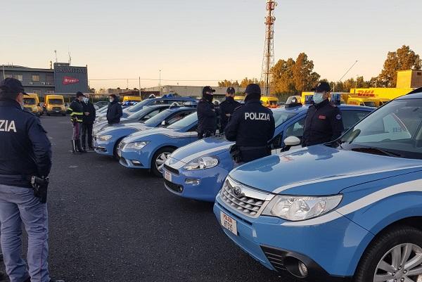 Catania, nuovi arrivi vaccino anti-Covid: stamattina le dosi agli ospedali scortate dalla polizia
