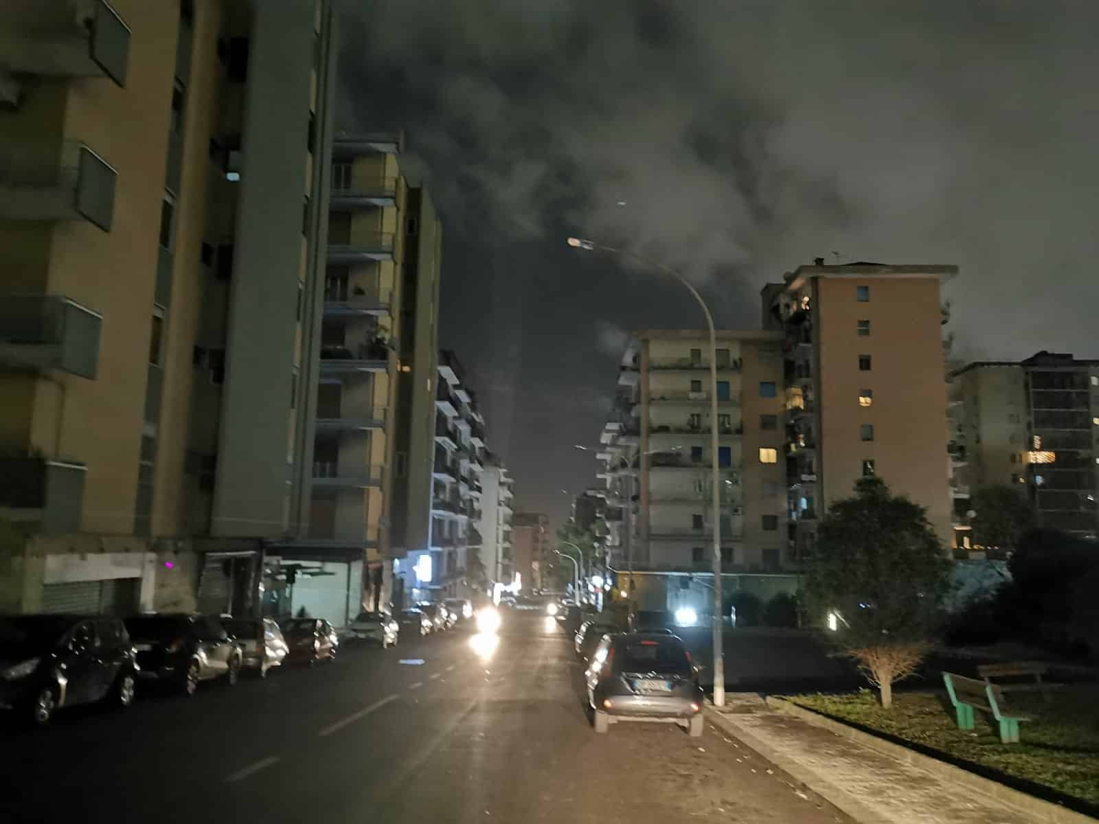 """Catania, via Caronda e via Palazzotto al buio. Presidente Ferrara: """"La gente ha paura di essere derubata"""""""