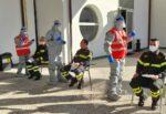 Coronavirus Catania, screening al centro di formazione dei vigili del fuoco – FOTO