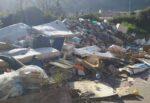 Palermo, incivili abbandonano mobili e rifiuti ingombranti – FOTO e VIDEO