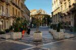 Catania, riqualificazione del centro storico: piazza Vincenzo Bellini e via Teatro Massimo diventano zona pedonale