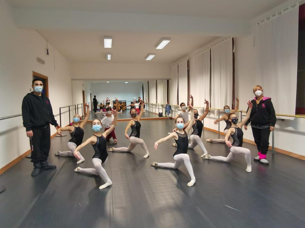 """""""Al Liceo Coreutico 'A.Musco' di Catania, oggi ho fatto danza!"""""""