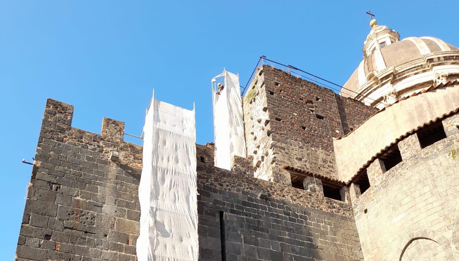 Cattedrale di Sant'Agata, autorizzati lavori di ripristino: 90mila euro dal Governo Musumeci per gli interventi – FOTO