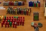 Abitazioni trasformate in arsenali di armi: arrestato un 19enne e 2 denunciati nel Messinese