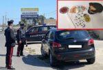 Catania, minorenni in motorino con hashish e marijuana: in strada altre violazioni, sanzioni e denunce