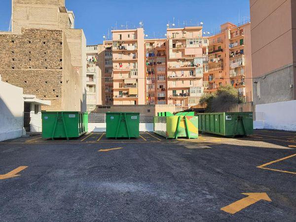 Catania, nuovo eco punto mobile in via Santa Maria della Catena: raccoglierà la differenziata dell'area