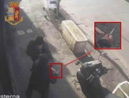 Tentato omicidio a Catania, sangue in via Plebiscito: lite tra due uomini finisce con un arresto – IL VIDEO