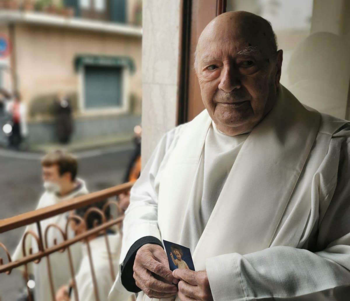 Diocesi di Acireale in festa: si festeggiano i 100 anni di Don Francesco Panebianco