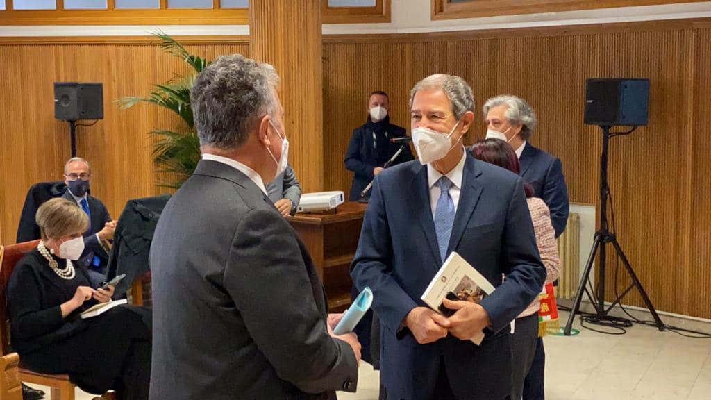 """Inaugurazione anno giudiziario, Musumeci alla Corte d'Appello di Caltanissetta: """"Distretto di trincea, grande impegno"""""""