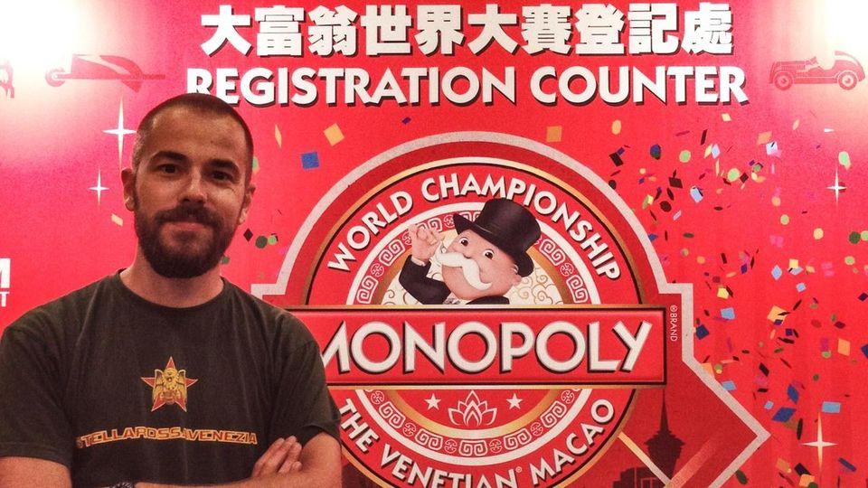 Monopoly, come vincere in 3 mosse: la partita perfetta secondo il campione del Mondo Nicolò Falcone