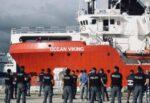 """Approdo della Ocean Viking in Sicilia, Musumeci contro il Governo: """"Scelta azzardata e imprudente"""""""