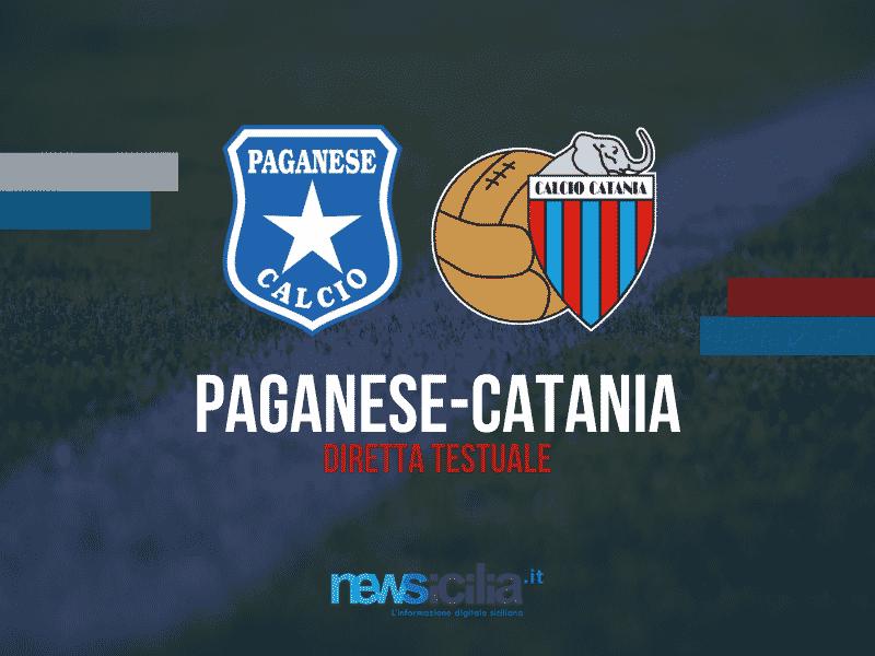 """Paganese-Catania non si gioca per maltempo, troppa pioggia al """"Marcello Torre"""" – RIVIVI LA CRONACA"""