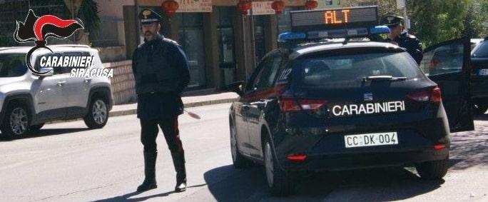 Inseguimento in via Napoli, deferito e sanzionato un 21enne