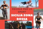 Sicilia Zona Rossa, SPORT: cosa è consentito e cosa no nell'ordinanza di Musumeci