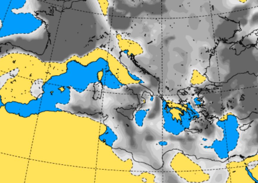 Meteo Sicilia, arriva il maltempo: domani temporali, venti forti e mari agitati – LE PREVISIONI
