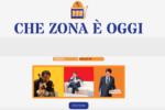 """""""Che zona è oggi?"""", dal dilemma quotidiano alla soluzione sul web: un sito goliardico risolve il quesito di milioni di italiani"""