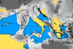 """Previsioni meteo Sicilia, il maltempo allenta la presa """"con riserva"""": pioggia, venti forti e mari mossi"""