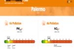 Inquinamento atmosferico e mortalità: Palermo tra le città col minore impatto negativo sulla popolazione