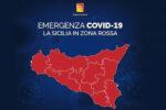 """Sicilia in """"zona rossa"""", nuova autocertificazione e divieti: ecco il modulo da scaricare"""