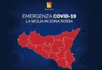 """Sicilia zona rossa, NO visite parenti e amici e NO spostamento seconde case: l'Isola """"diversa"""" dall'Italia"""