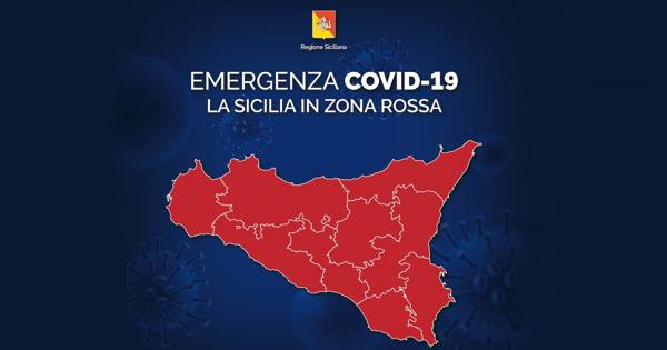 Covid, Sicilia zona rossa dal prossimo lunedì: il rischio si fa sempre più concreto, venerdì la decisione
