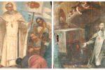 Ritrovate preziose tele del Settecento scomparse da una chiesa: saranno restaurate dalla Regione