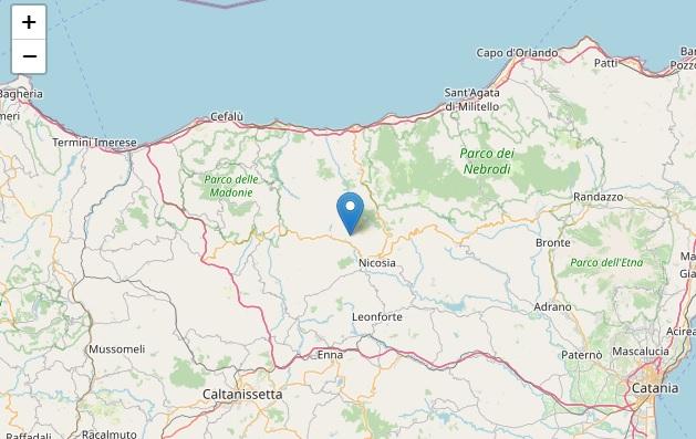 Terremoto in Sicilia, scossa di magnitudo 3.2 nel pomeriggio: avvertito in più Comuni