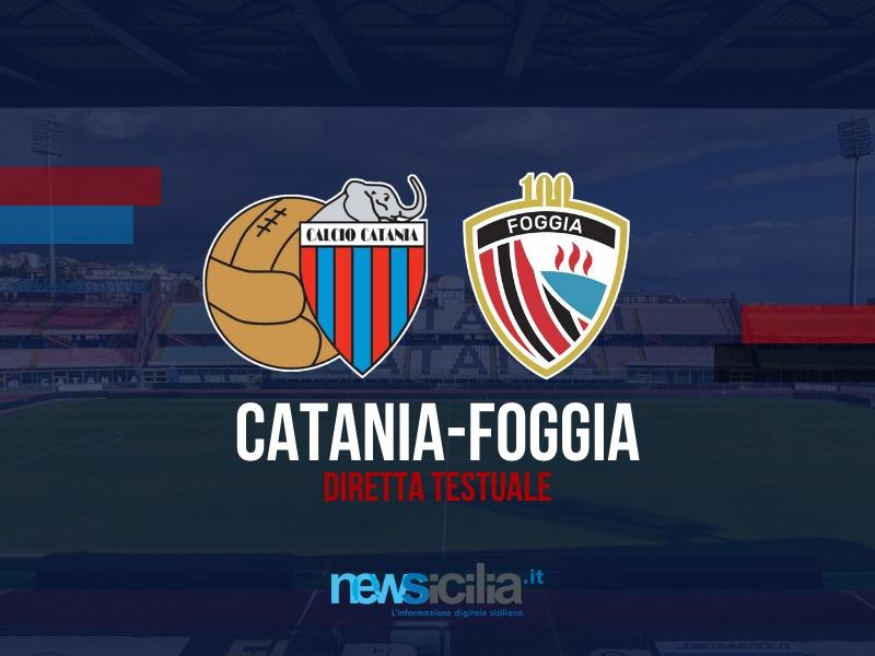 """Catania, buona la prima dell'era Tacopina: al """"Massimino"""" il Foggia è battuto per 2-1 – RIVIVI LA CRONACA"""