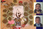 Irruzione in via Palermo; droga, armi e munizioni: arrestati due catanesi, uno col Reddito – NOMI, FOTO e VIDEO