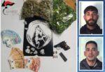 Tremestieri Etneo, dallo spaccio alla detenzione di armi: due arresti – NOMI e FOTO