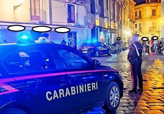 Catania, spacciava cocaina in presenza della compagna e dei figli piccoli: arrestato 28enne