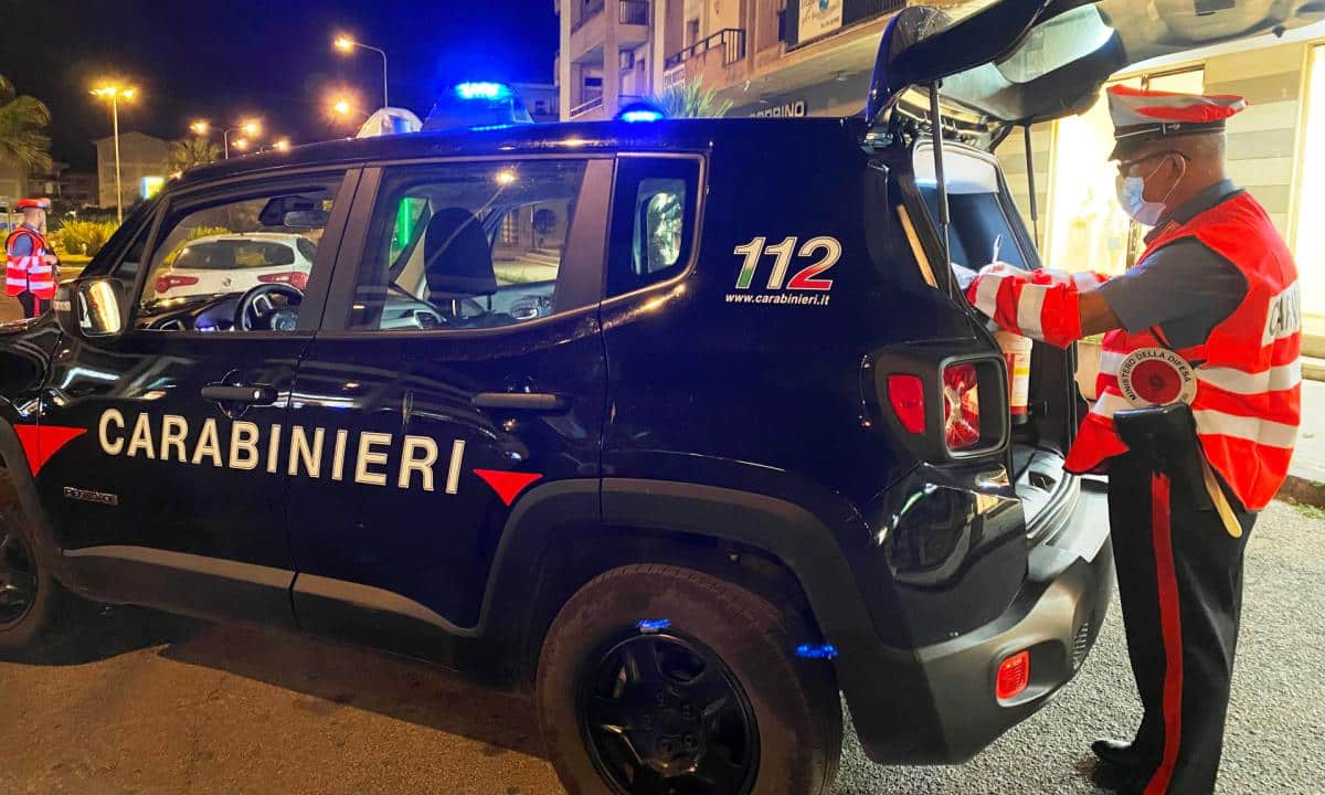 Emergenza sanitaria nel Catanese, in giro con scooter e calesse: 3 i denunciati