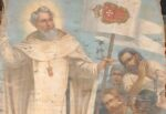 Modica, recuperate due tele rappresentanti San Pietro Nolasco: erano state smarrite negli anni '70