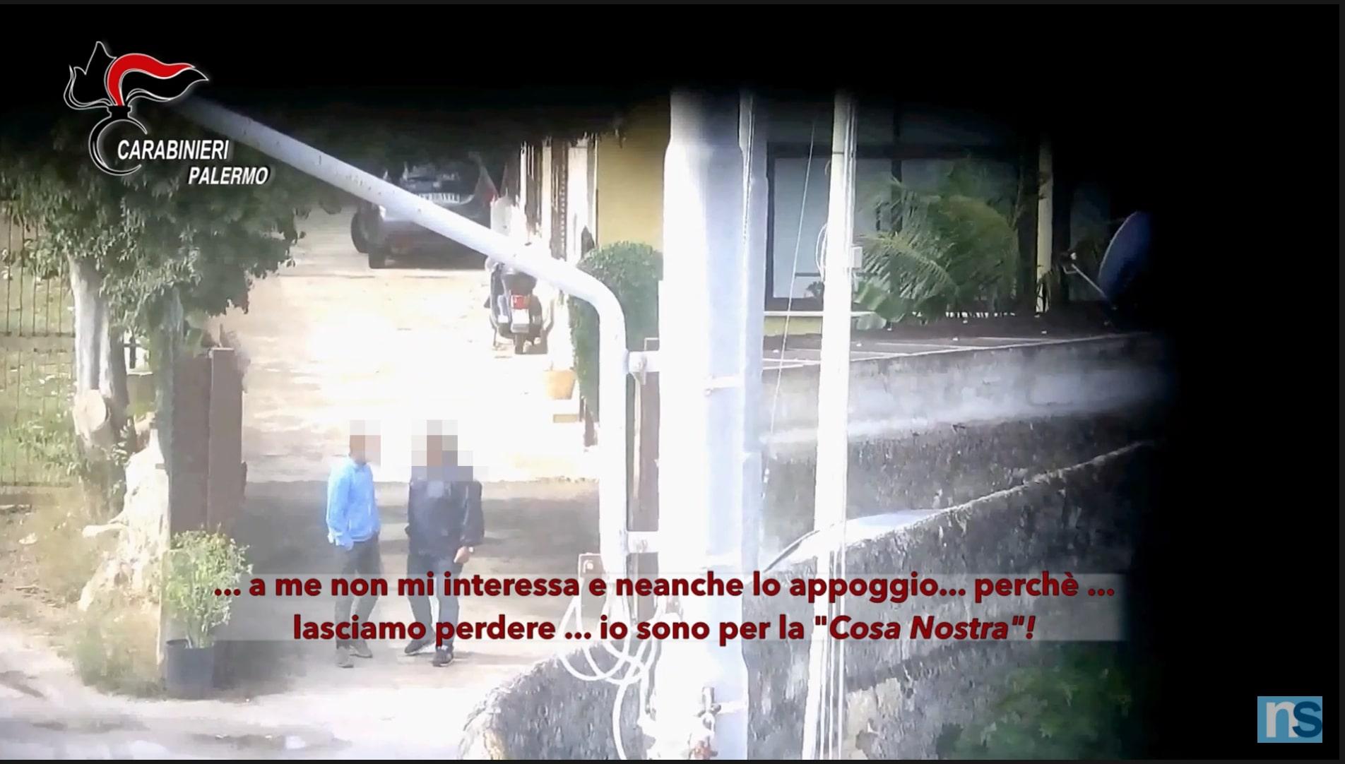 Palermo, la composizione di vertice del mandamento di Tommaso Natale: Cosa Nostra a un bivio – DETTAGLI e INTERCETTAZIONI