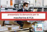 Sicilia, presentata da USB denuncia per le mascherine prodotte da FCA: chiesto il sequestro della produzione