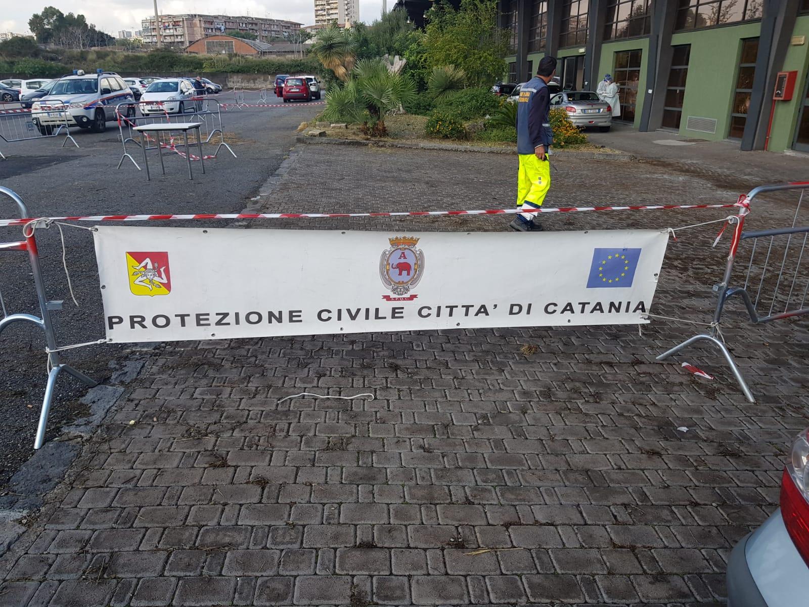 Covid-19 Catania, screening per scuole a San Giuseppe La Rena fino a domenica
