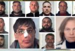 """Catania, operazione Concordia: ecco chi sono i 22 """"protagonisti"""" dello spaccio a San Cristoforo"""