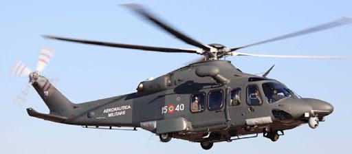 Ragazza ferita gravemente alla testa, elicottero militare interviene per soccorrerla e trasferirla in ospedale