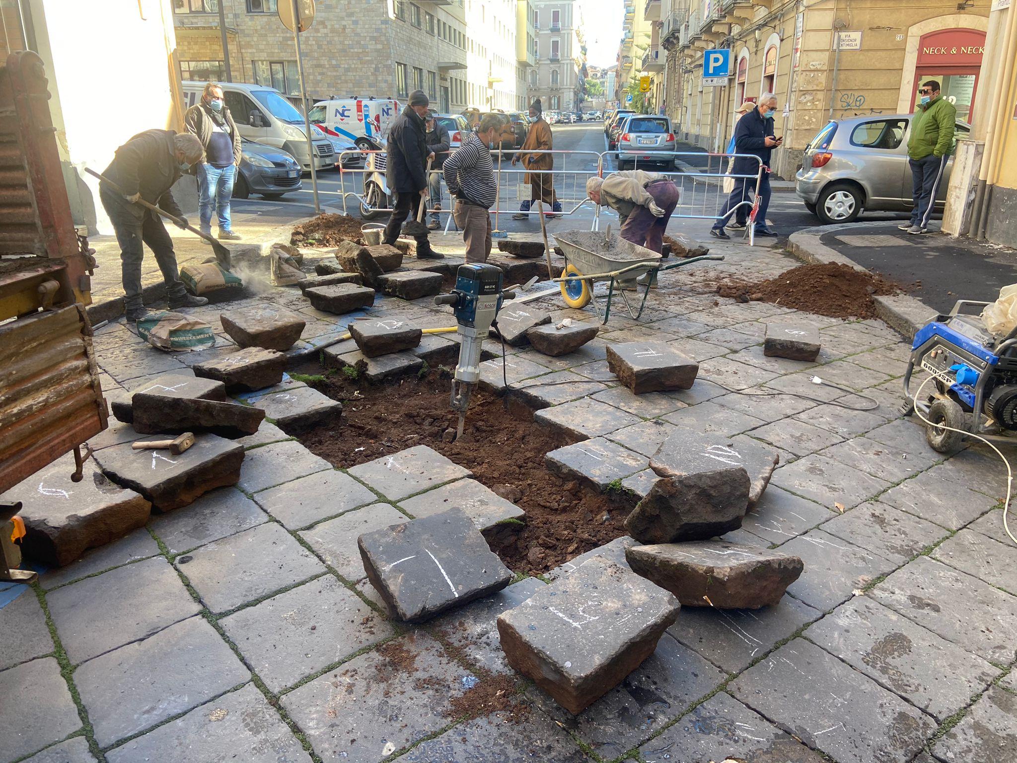 Catania, lavori di manutenzione stradale completati: riaprono al traffico i tratti interessati – DETTAGLI