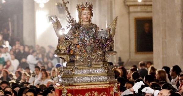 """Catania, festa di Sant'Agata 2021. Assessore Razza: """"La Regione Siciliana non è mai intervenuta"""""""