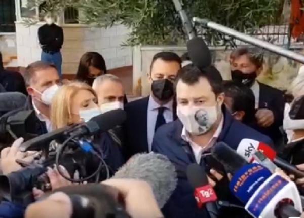Salvini: 'Presto nella giunta regionale chi ha avuto incarichi di Governo'