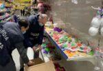 Messina, sequestrati circa 23mila giocattoli pericolosi: 7 titolari sanzionati. Scoperti 6 lavoratori in nero, uno percepiva il Reddito di Cittadinanza