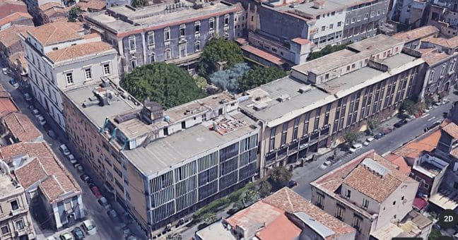"Catania, riqualificazione ospedale Santa Marta. Cittàinsieme: ""Pronta serie iniziative in materia urbanistica"""