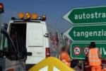 A18, proseguono i lavori sulla tratta Catania-Messina: dal nuovo asfalto alla segnaletica, i dettagli