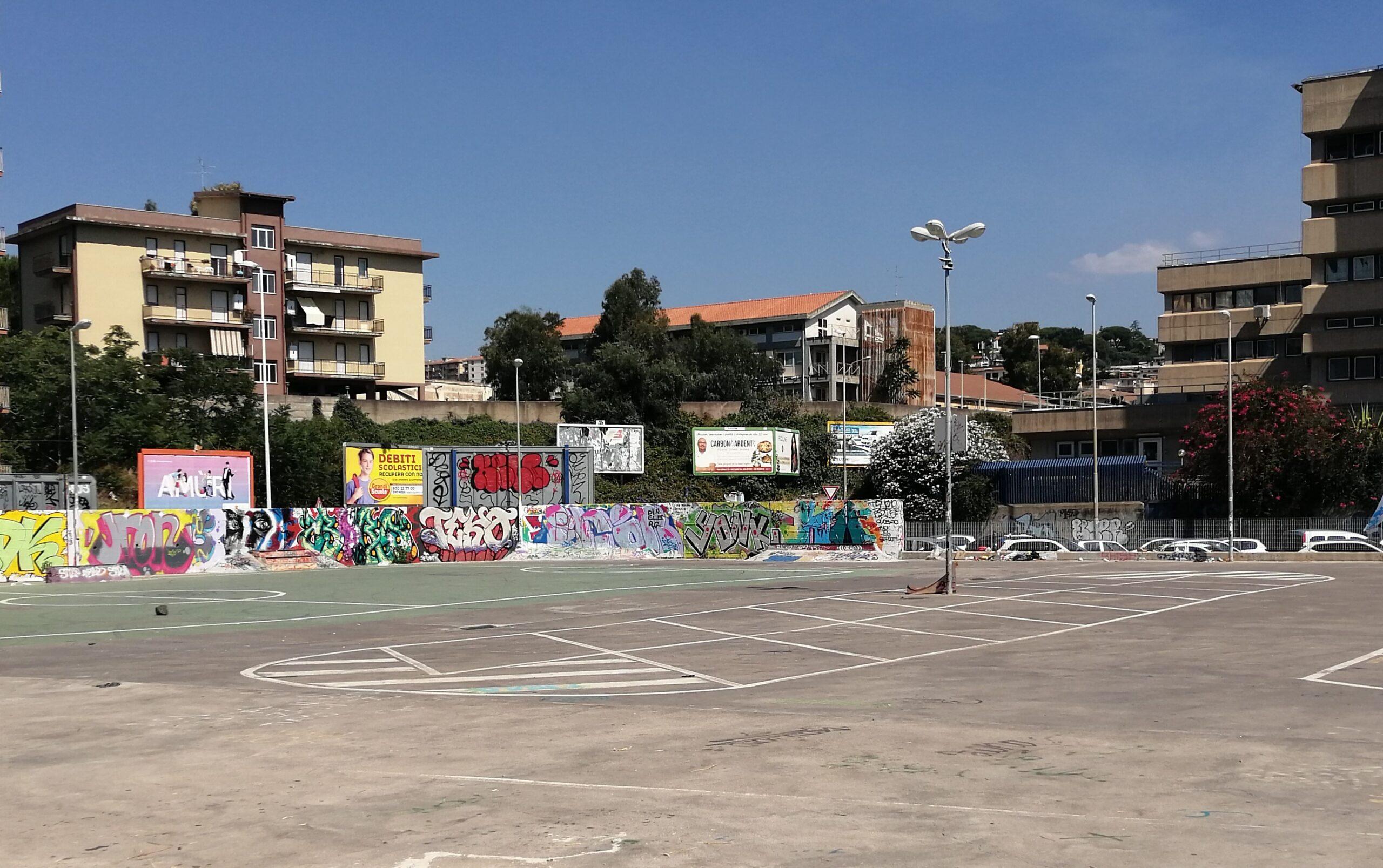 """Via Ala, Ferrara: """"Riqualifica della zona mediante uno spazio dedicato ai giovani"""""""