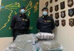 Pusher beccato in un'area di servizio di Acireale con 7 chili di skunk nel Suv: arrestato